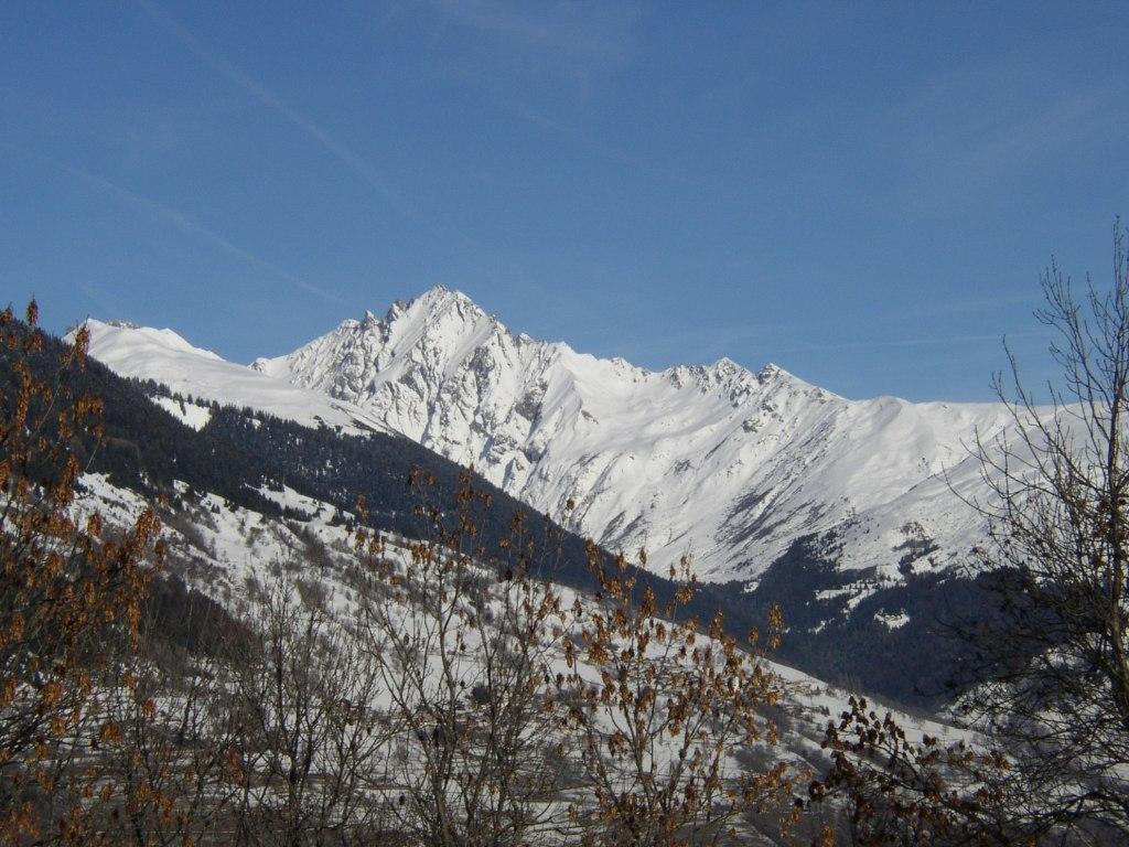 cime-belle vue sur la montagne