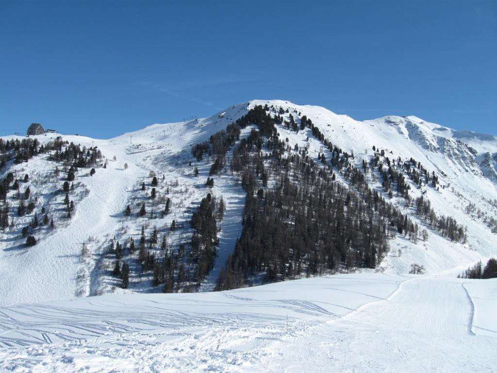 piste secteur Montalbert