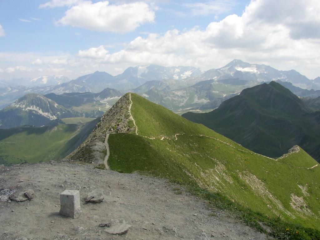 le Mont Jovet